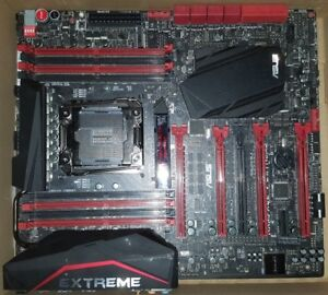 Asus Rampage V Extreme x99 LGA 2011 v3 (not working, for parts)