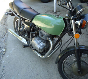 Vintage Motorcycle for sale