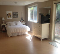 Large 1 Bedroom Suite in West Kelowna - Available Sept.1st