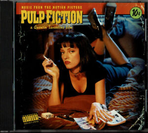 Pulp Fiction - Music from the Motion Picture (CD)