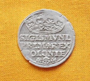 MEDIEVAL POLISH COIN - SIGISMUND SILVER WIDE GROSSO 1528 - Graz, Austria, Österreich - MEDIEVAL POLISH COIN - SIGISMUND SILVER WIDE GROSSO 1528 - Graz, Austria, Österreich