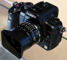 Panasonic GH2, 3 lenses and 2 batttires