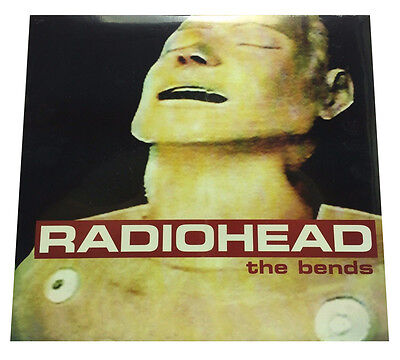 RADIOHEAD - THE BENDS - 12
