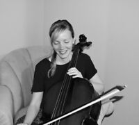 Experienced cellist available for wedding ceremonies