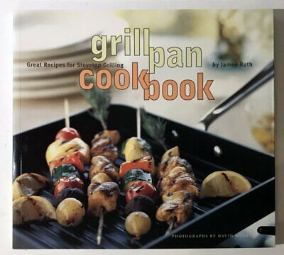 Cookbook 907 Grill Pan Cookbook, Great Recipes for Stovetop Grilling - Grill Pan Cookbook