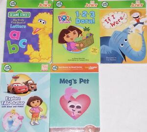 Qty 3 x Set of 5 Tag Junior BOARD Books London Ontario image 1
