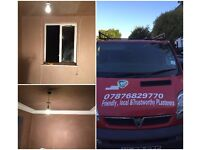 TOP QUALITY OF PLASTERING ,RENDERING SERVICE call 07876829770 for FREE QUOTE