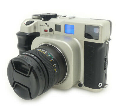 Mamiya 7 II Kit - N 80mm F4 L