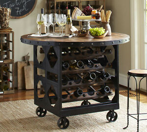 Wine Tasting Table - with stools