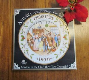"1979 Christmas Plate ""Mr Fezziwigs Ball"" A Christmas Carol Kitchener / Waterloo Kitchener Area image 2"