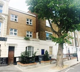 Beautiful and bright studio apartment in Kember Street , Islington, N1