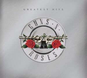 Guns'n'Roses -Greatest Hits cd-Mint condition
