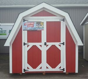 eZee STRUCTURES: Own a fabulous shed for as low as $1512