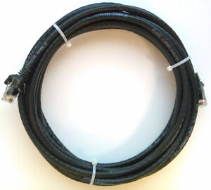 Ethernet / Network cables CAT6 - 4ft ($5), 7ft ($7), 15 ft ($10)