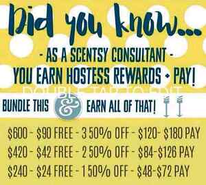 Scentsy Independent Consultant looking to expand :)