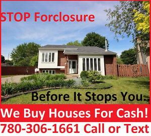 Stop Worrying About Your Mortgage! We Buy Houses!