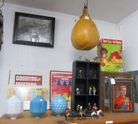 Neat Stuff Antiques & Collectibles Drumheller AB