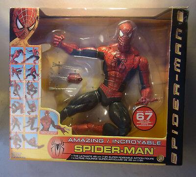 Action Figur SPIDERMAN 2 Toy Biz 67 Gelenke 2004 OVP