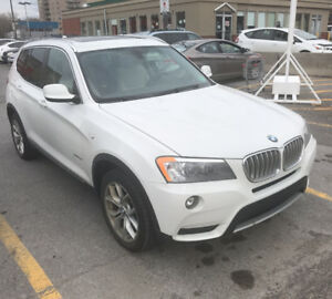 2014 BMW X3 SUV, Crossover lease takover
