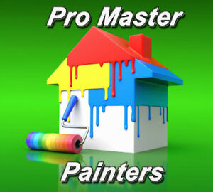 Master Painter / Affordable / Quality / Free Quotes