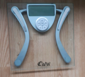 WW Weightwatchers digital weight body scale-$12