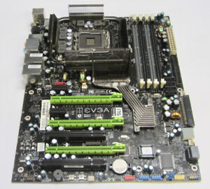 EVGA 132-CK-NF79-A1 nForce 790i Ultra SLI 775 A1 Version Mother