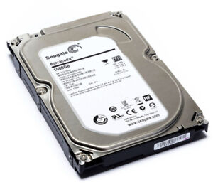 Seagate 1TB (1000GB) harddrive 7200 RPM -  barely used