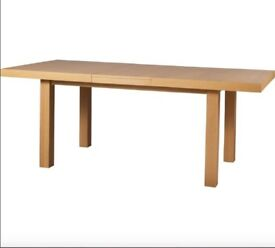 Wickham Oak Table Extendable