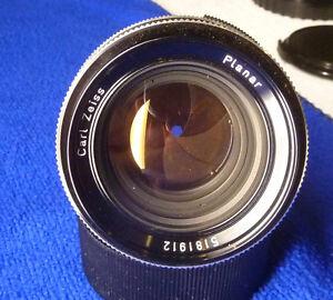 Carl Zeiss 50mm f/1.8 Planar Camera Lens for Rollei SN 5181912 Gatineau Ottawa / Gatineau Area image 2