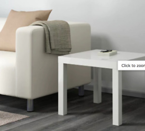 Moving Sale:   Side Table  -95% new!