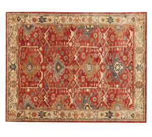 Pottery Barn Persian Style Rug