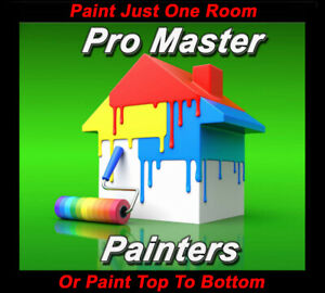 Pro Painter 25+Yrs / Affordable / Quality / Free Quotes