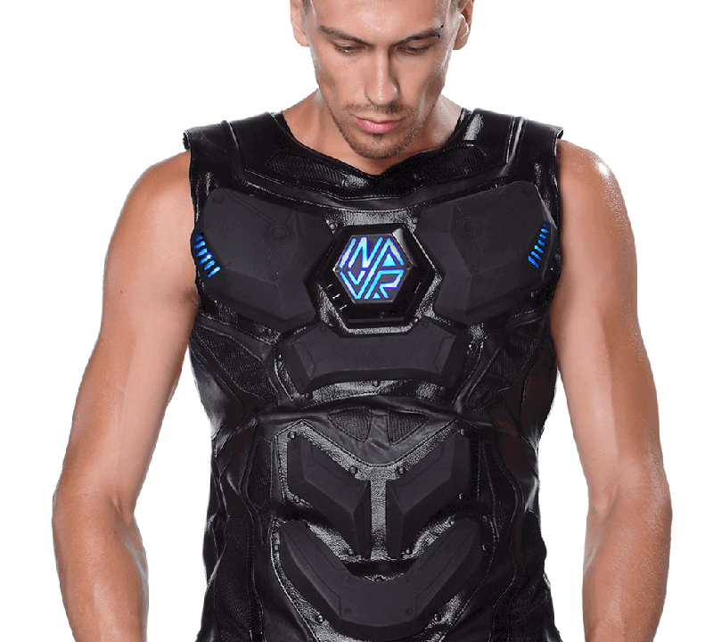 VR Vest Forced FeedBack for VR Game HTC Vive Oculus PC (Patent Protection)
