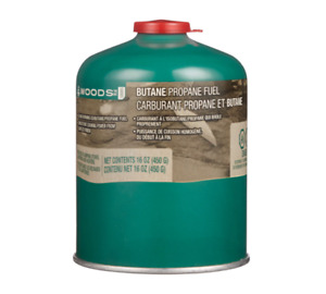 WOODS Propane-Butane Fuel Can 450g