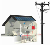 Solar Grid-Tie Home Kits