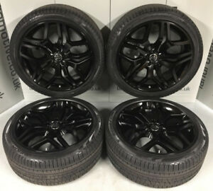 """New 22"""" Range Rover tires and Wheels"""