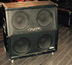 CRATE Cabinet 320Watts RMS