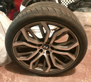 "21"" Rims Bmw Performance original"
