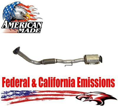 Rear Flex Pipe Converter MADE IN USA for Toyota Camry 22L 94 96 All Emissions