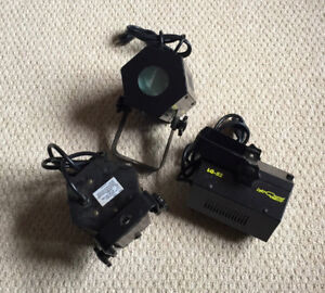 3 Stage Effect Lights