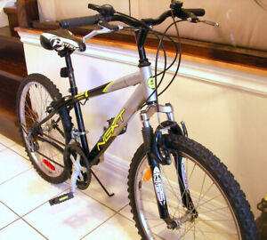Mountain Bike, Front Shock Absorber, Medium Size