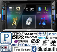 Sony, dvd Bluetooth USB, AUX IPOD, IPHONE ...,Garante un ans