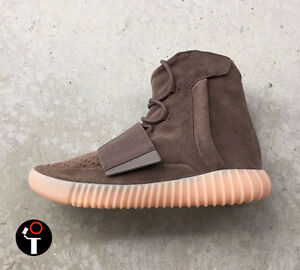 Yeezy Boost 750 Light Brown Size 9.5