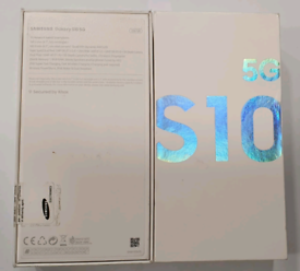 256gb Like New Used Samsung Galaxy S10 5G Unlocked Open To All Network