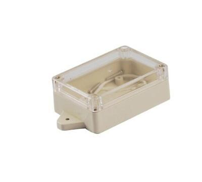 Waterproof/Plastic Electronic Project Box Clear Cover Enclosure Case SG](waterproof electronics project box)