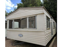 2005 Delta Nordstar Static Caravan | 35x12 with 3 beds | OFF SITE Sale