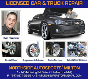 Cheapest Brakes Jobs In Milton ( Licenced Technicians)