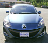2011 Mazda Mazda3 GT Sedan