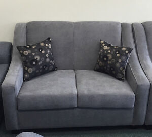 Brand New 2 Piece Sofa Set Made In Canada