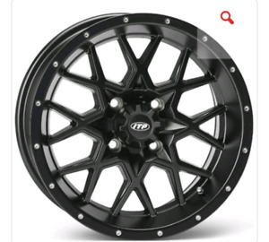ITP hurricane rims for can am